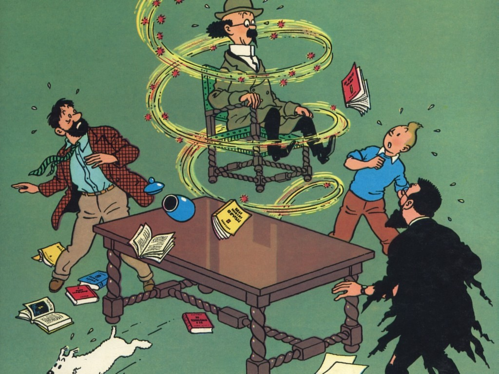 Tintin Seven Crystal Balls Pdf